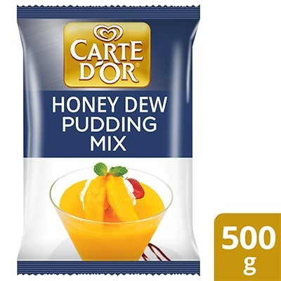 Carte d'Or Honey Dew Flavoured Pudding Mix 500g -