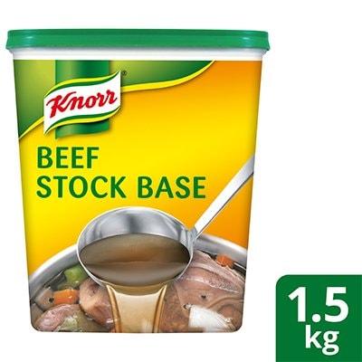 Knorr Asas Stok Daging (Mengandungi Lemak Lembu) 1.5kg -