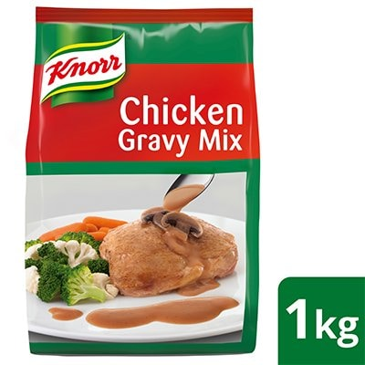 Knorr Instant Chicken Gravy Mix 1kg -