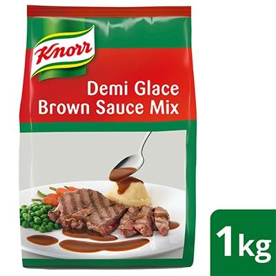 Knorr Campuran Sos Perang Demi Glace 1kg