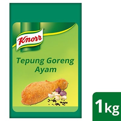 Knorr Crispy Chicken Seasoning Flour 1kg -