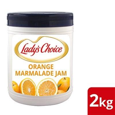 Lady's Choice Orange Marmalade Jam 2kg -