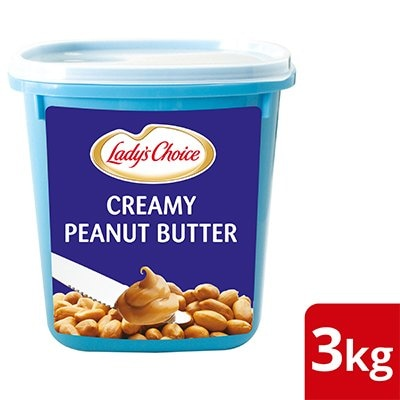 Lady's Choice Peanut Butter 3kg -