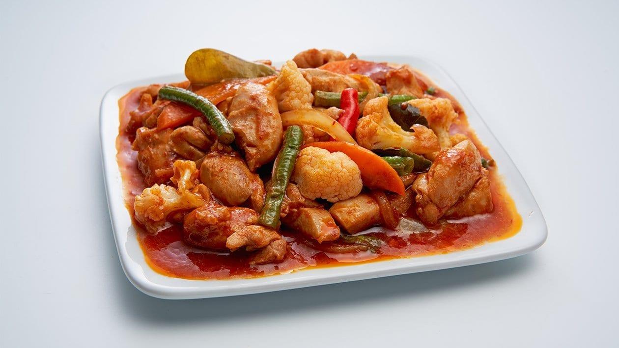 Padprik Chicken