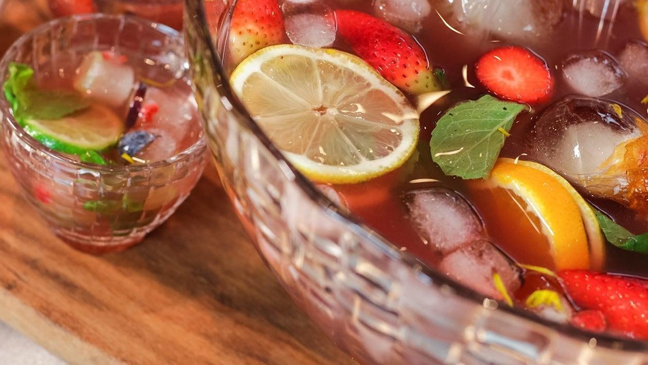 Forest Berries Mint Tea