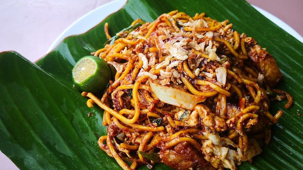 Mee Goreng Mamak - Recipe Unilever Food Solutions