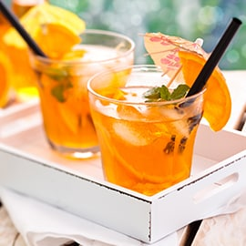 Fruit Punch Iced Tea