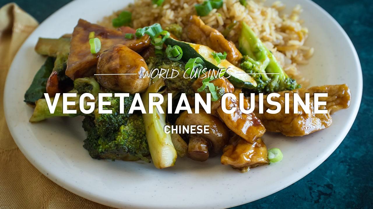 Masakan Vegetarian Penganut Buddha Unilever Food Solutions